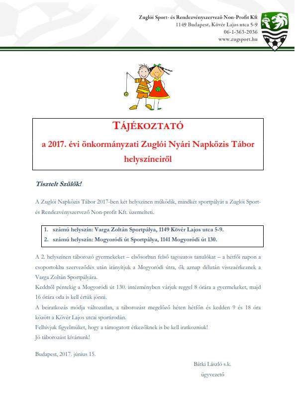 Táborihelyszínektájékoztató2017_001