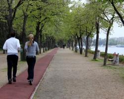 Városliget futókör