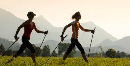 Nordic walking IDŐPONTVÁLTOZÁS!